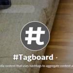 Tagboard czyli #hashtagi w jednym miejscu