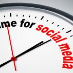 Najlepszy czas na publikacje postów w Social Media