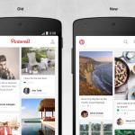 Pinterest: Aktualizacja aplikacji androidowej