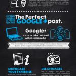 Krótko: Jak popełnić dobry post w mediach społecznościowych? [infografika]