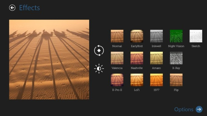 Dodawaj efekty do zdjęć. fot. apps.microsoft.com